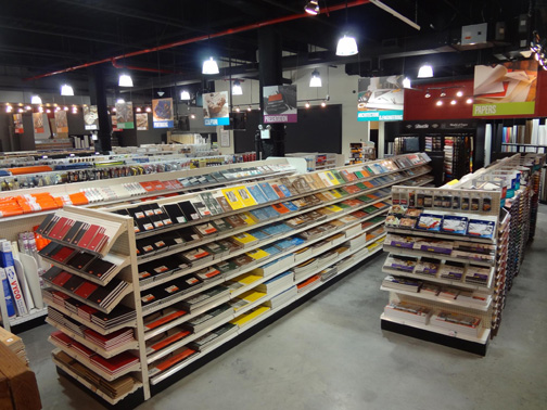 A new art supply retailer on the block in Manhattan's Flatiron where this Illinois art supply chain comes to New York. As of April Blick Art Materials acquires Utrecht Art Supplies as to carry the Utrecht brand name in their stores throughout the country.3/5(49).